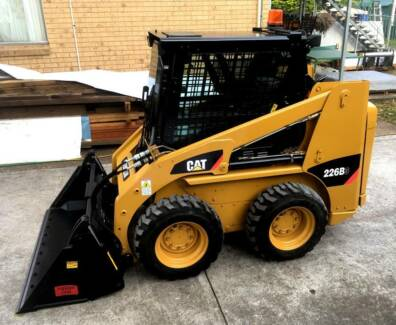 2012 Caterpillar 226B3 (934 hours)