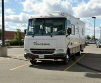 Class A 32 foot RV for RENT