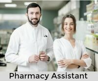 WANTED!  Pharmacy Assistant.