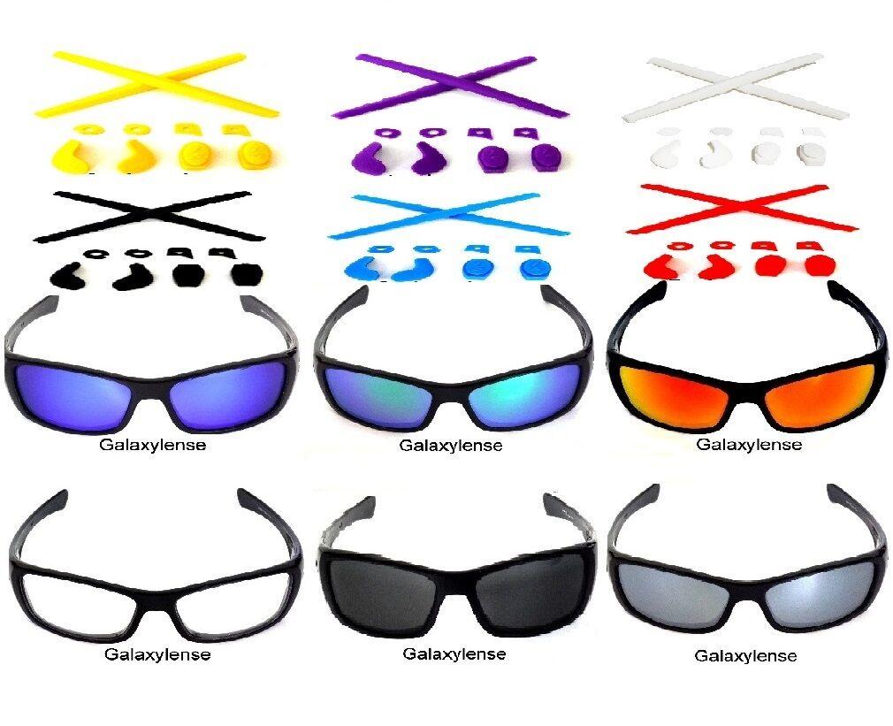 Galaxis Ersatzgläser für Oakley Juliet Sonnenbrille mehrfach-auswahl ...