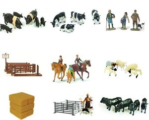 Britains-Farm-Toys-Animals-Accessories-1-32-Scale-Model-Toy-Farmyard-Packs