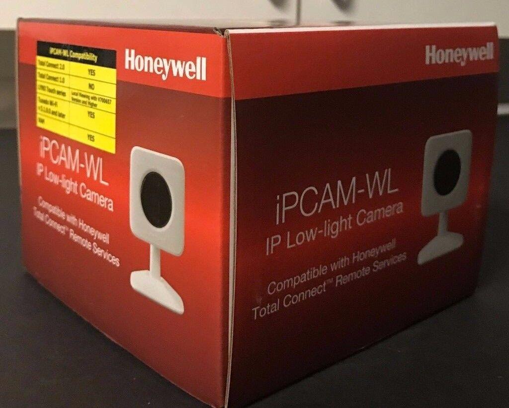 HONEYWELL SECURITY IPCAM-PT COLOR IP WIRED/WIRELESS PAN/TILT