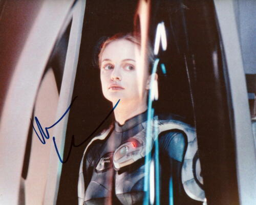 HEATHER GRAHAM.. Lost In Space - SIGNED