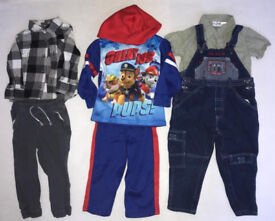 Boys bundle with Paw Patrol track suit (size 2 years old)