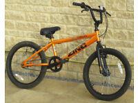 Boys Zinc Outbacker BMX Bike