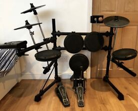 Millenium MPS-200 electronic drum kit - perfect for beginners and young players