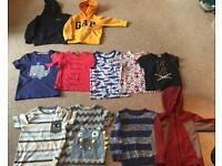 Boys Clothes Bundle mixture of ages 3-4 and 4-5