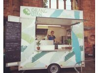 Catering Trailer Mobile Kitchen 12ft x 7ft