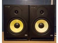 Kool Sound Pearl 8 Active Studio Monitors - Excellent Condition - Boxed