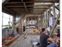 Skilled Labourer / First fix construction worker WANTED - £12.50ph - 8h a day minimum
