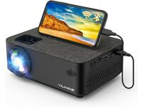 NEW WiFi Projector VILINICE Mini Portable Video Projector, 1080P Full HD Supported Wireless