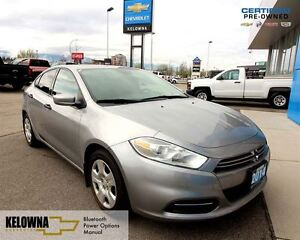 2014 Dodge Dart SE Manual, Bluetooth, Power Options