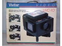 Vivitar Video converter:All-in-One Universal UVC-10