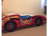 Kids Bed- Top Car