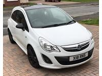 Corsa 1.2 limited edition
