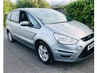 FORD SMAX 2.0 TDCI 2013 ZETEC 7 SEATER