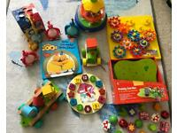 Baby and toddler toy bundle Sidcup