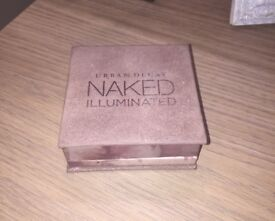 Genuine used & new make up