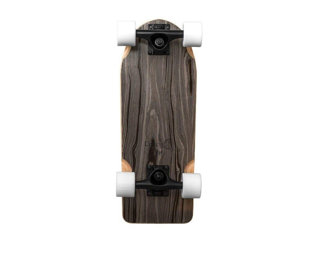 Swedish Wood Mini Skateboard Urskog Frö Aska Complete Alternative Penny Board Cruiser Wooden Fro In South East London London Gumtree