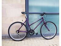 Raleigh excellent bike for sale..easy and smooth ride nice retro bike location Polwarth city centre