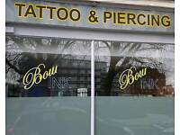 Bow Ink Tattoo & Piercing Studio Reading