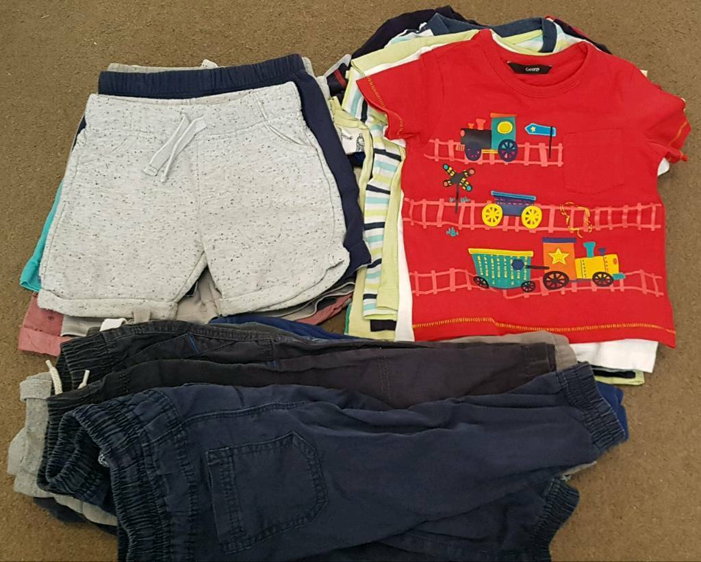 99db2504a693 Boys clothes bundle 12-24 months   in Mansfield Woodhouse ...