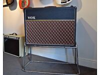vox ac30 made in england AS USED BY HANK .B .MARVIN . THE BEATLES