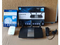 Linksys EA6900 AC1900 Dual Band Smart Router + N600