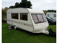 Bailey Pageant CD Avallon 1995 4 berth end-washroom