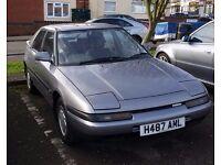 Mazda 323F, 1.6, 1990 Low milage