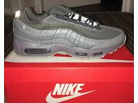 Nike 110's trainers grey be quick £40