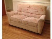 Very comfortable Sofa and chair