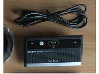 Veho SAEM Car Bluetooth hands-free speaker