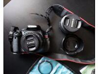 Canon 600D full package, Read the description!