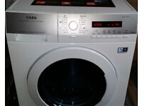 2 in 1: AEG L76685NWD Washer(8kg)/Dryer(6kg), 1600rpm For Sale!!!
