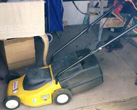 DYNAMAC electric lawn mower spares or repair*** FREE