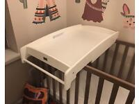 (UNUSED) Mamas and Papas attachable changing table