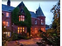 Holiday lodge Hilton Craigendarroch Ballater Aberdeenshire