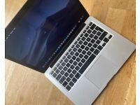 Macbook pro 13 inch, 500GB SSD, 8GB