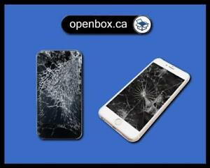 OPENBOX MACLEOD - CELLPHONE REPAIR FROM $40 - APPLE IPHONE, SAMSUNG, LG, SONY, MOTOROLA, ETC. (0% Financing Available)
