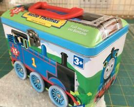 Thomas & Friends Jigsaw in Train Shaped Carry Tin.