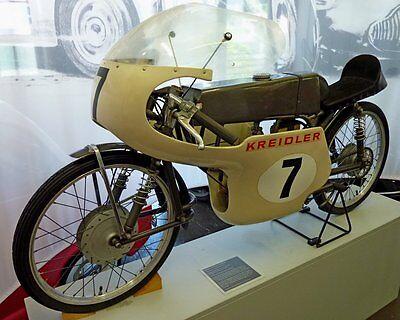 Kreidler Florett im Museum
