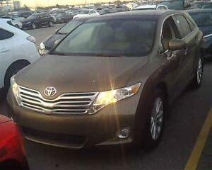 2011 Toyota Venza AWD LEATHER PANORAMIC 4CYL ONE OWNER