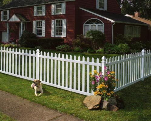 Hekjes Voor Tuin : ≥ kunststof hek hekwerken voor tuin terras en veranda hekken
