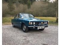 Rover P6 Classic Car