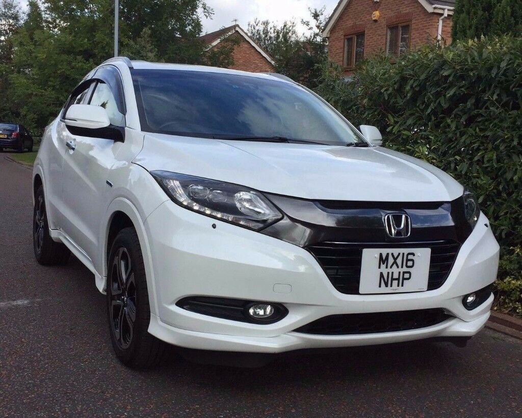 honda hybrid hr v vezel 2016 automatic 5 door hybrid car. Black Bedroom Furniture Sets. Home Design Ideas