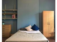 Big and Bright Double room in Hackney