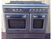 New Wave - Dual Fuel Range Cooker - for Spares or repair