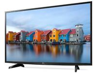 LG 43-inch, Full HD, LED, 1080p TV with Freeview HD and Freesat HD