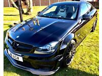 Mercedes C63 AMG coupe MCT 6.3